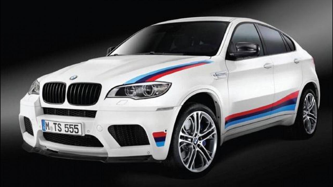 [Copertina] - BMW X6 M Design Edition