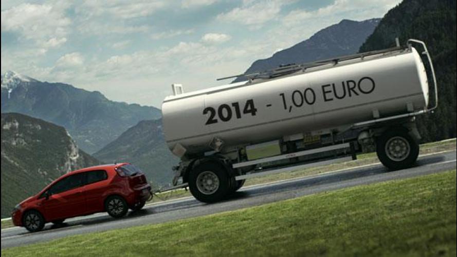 Fiat Supercard, lo spot