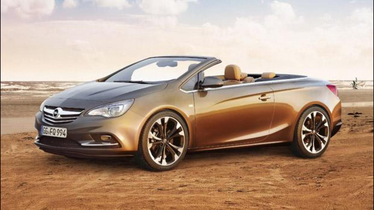 [Copertina] - Opel Cascada: i prezzi