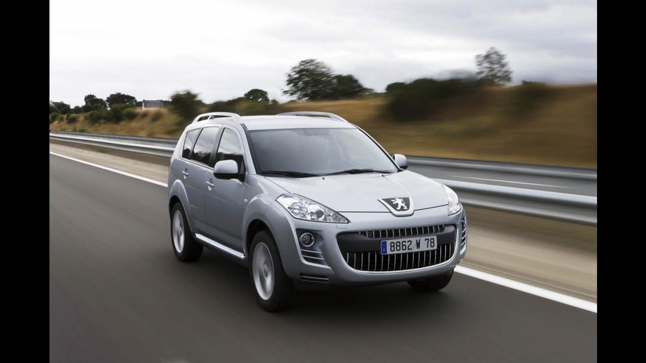 Peugeot 4007 2.2 HDi FAP DCS 6