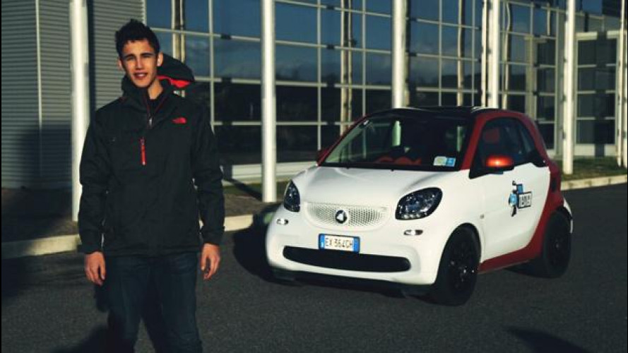 La smart fortwo secondo lo YouTester Daniele Rampello