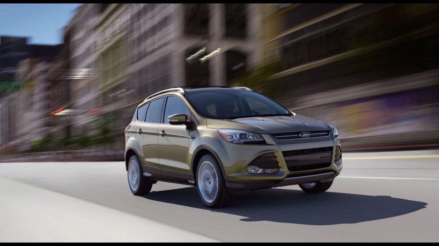 Ford Escape, la nuova Kuga