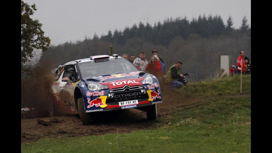 Sebastian Loeb: ottavo titolo di fila nel WRC