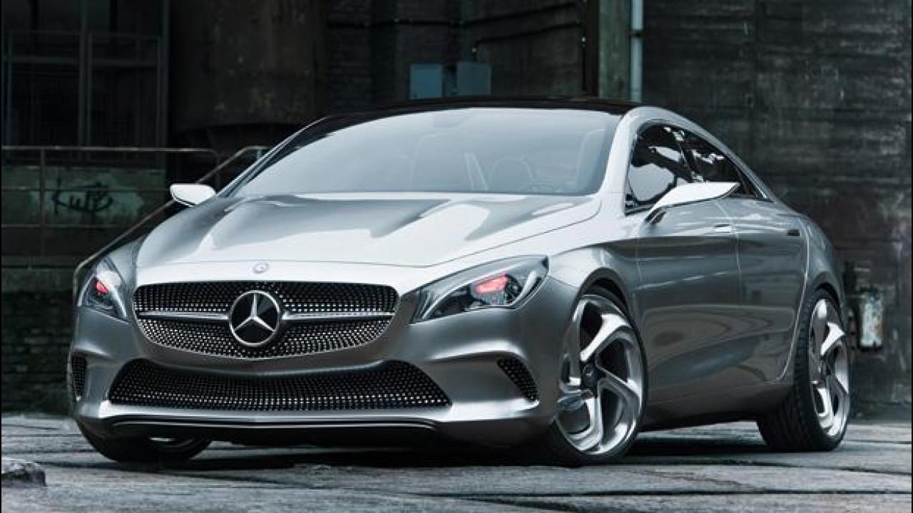 [Copertina] - Mercedes Concept Style Coupé
