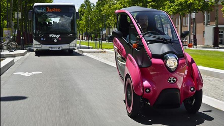 Il car sharing elettrico intermodale, sognando una città senza traffico
