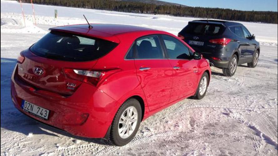 """Hyundai, che in coreano vuol dire """"auto delle nevi"""""""