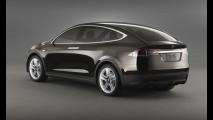Tesla Model X Concept