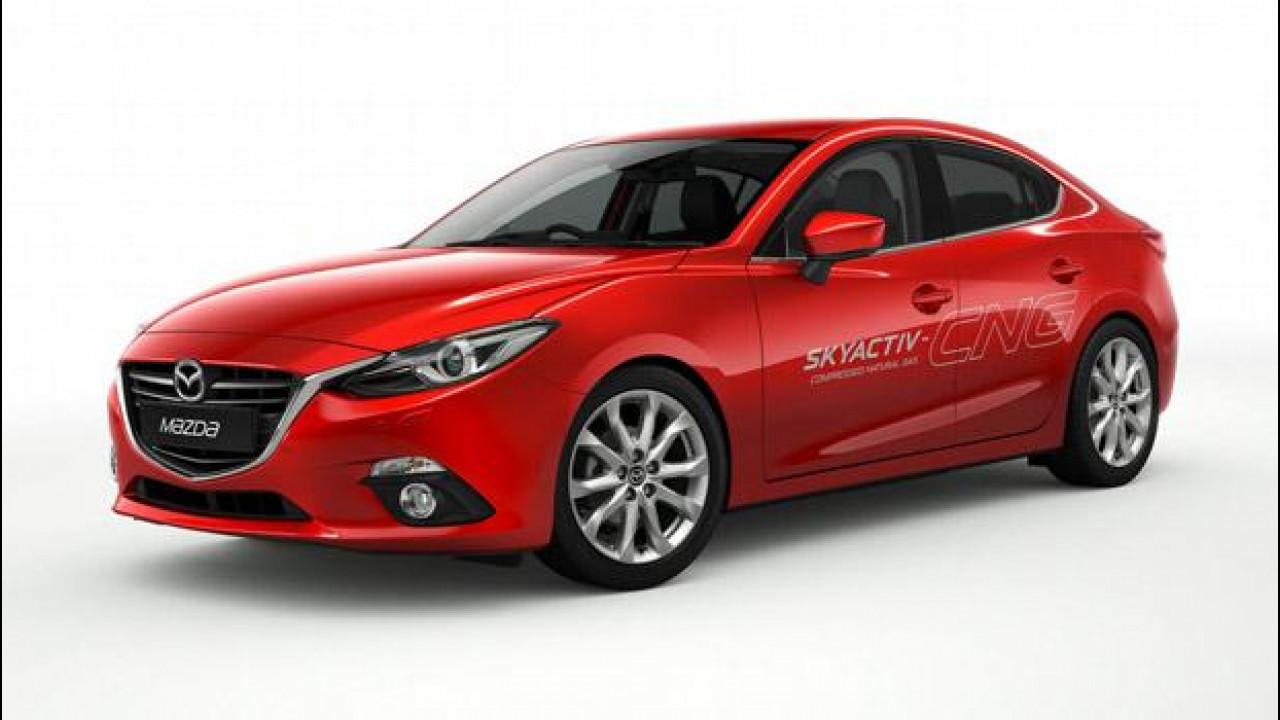[Copertina] - Nuova Mazda3 Skyactiv-CNG Concept a metano