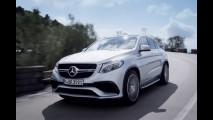 Mercedes-AMG GLE 63 Coupé, le prime foto