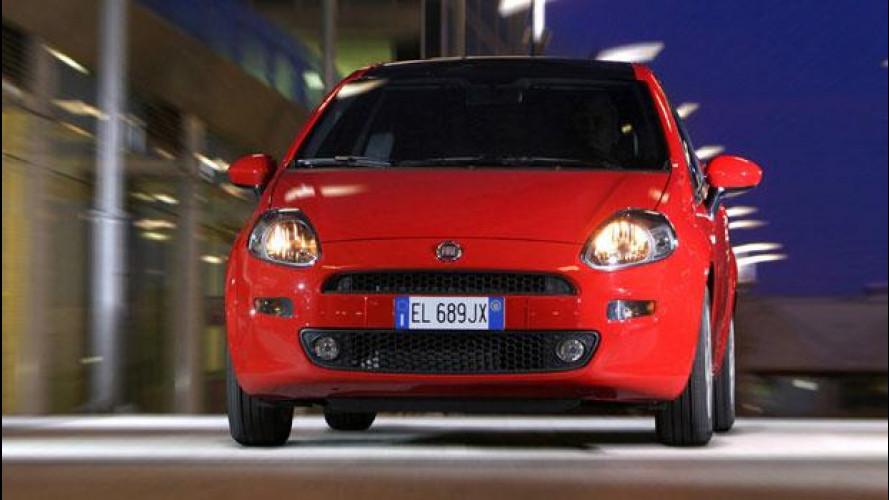 La nuova Fiat Punto dovrà aspettare