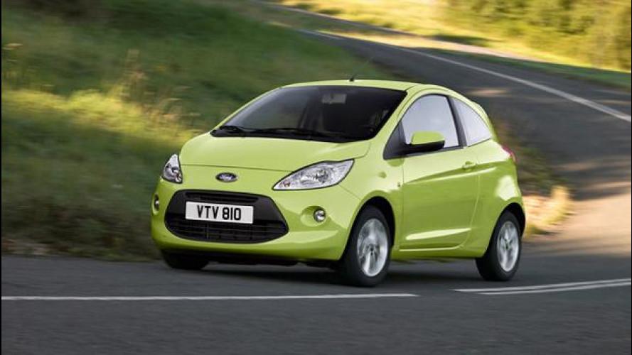 Nuova Ford Ka: in cerca di occasioni usate