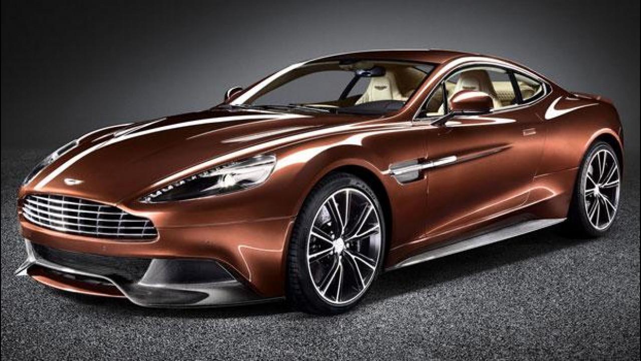[Copertina] - Nuova Aston Martin Vanquish