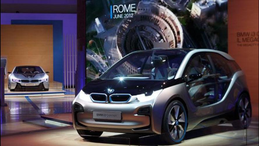 Il mondo elettrico di BMW in mostra al Palazzo delle Esposizioni a Roma fino al 23 giugno