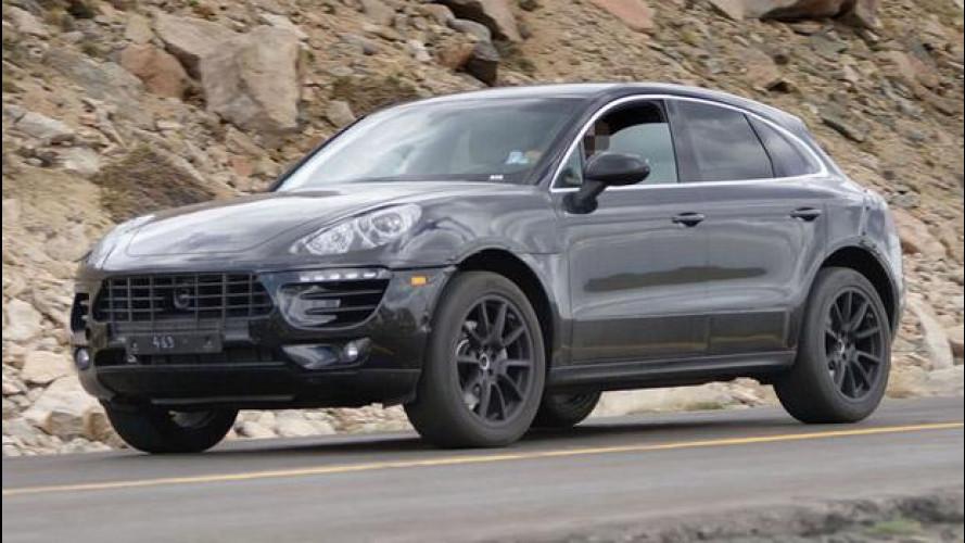 Porsche Macan, ecco il SUV compatto e sportivo