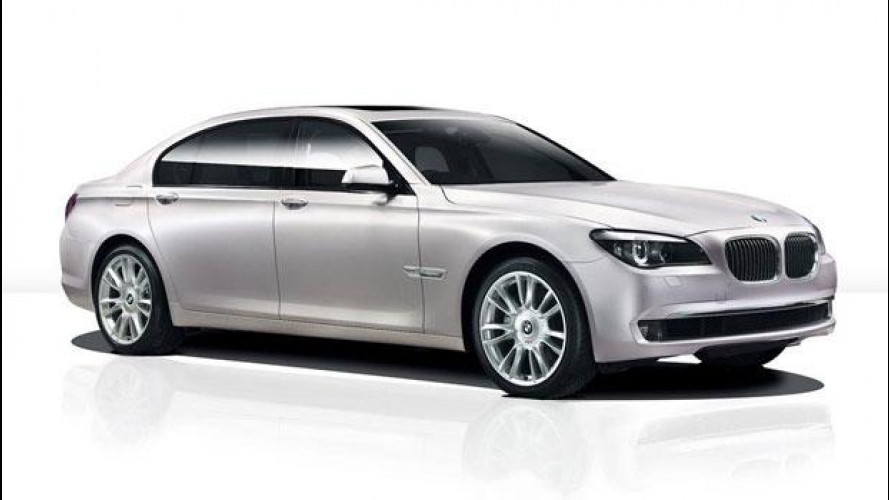 BMW Individual Serie 7 by Didit Hediprasetyo
