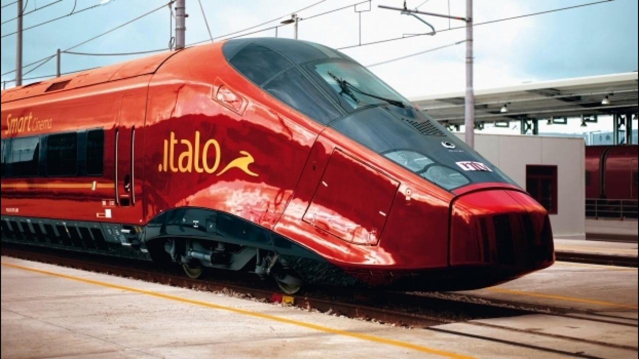 [Copertina] - Trasporto pubblico, Ntv Italo: inaugurata la stazione di Roma Ostiense
