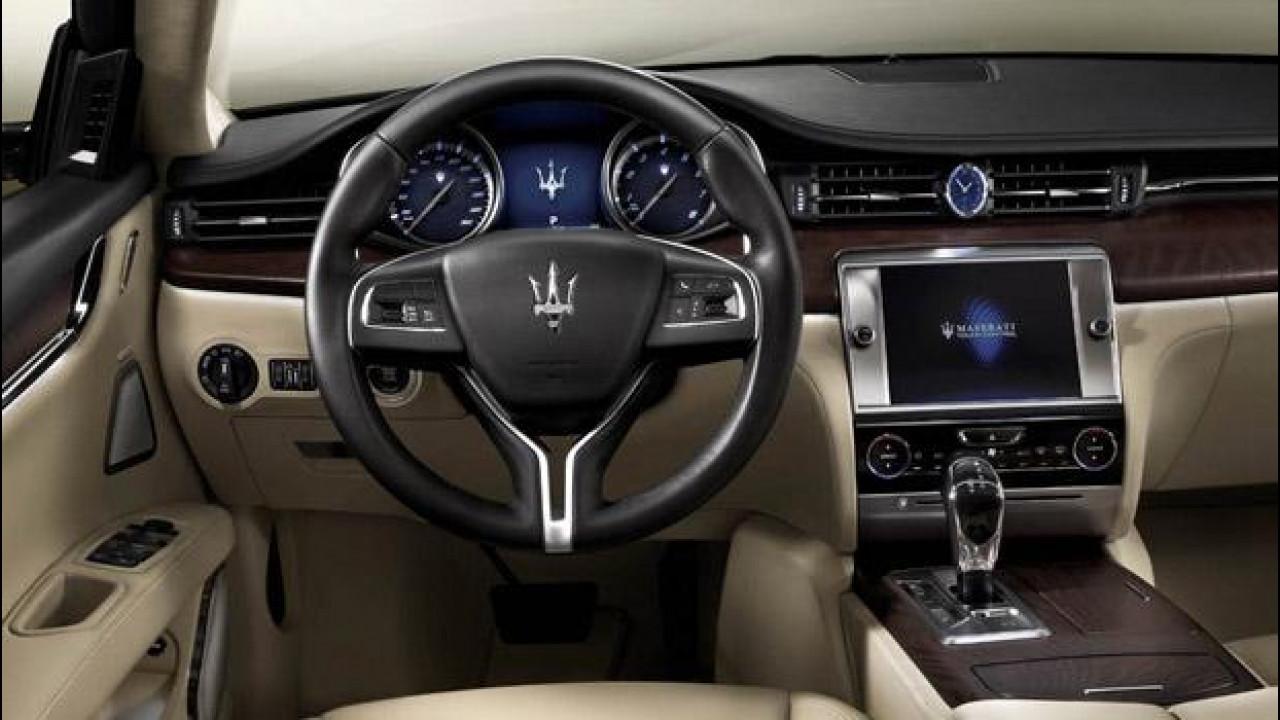 [Copertina] - Maserati Quattroporte, Ghibli e Fiat 500L: lavoratori a casa, manca la plastica degli interni