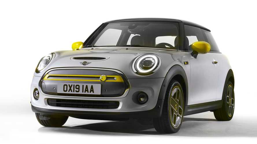 2020 Mini Cooper SE revealed with up to 168 miles of range
