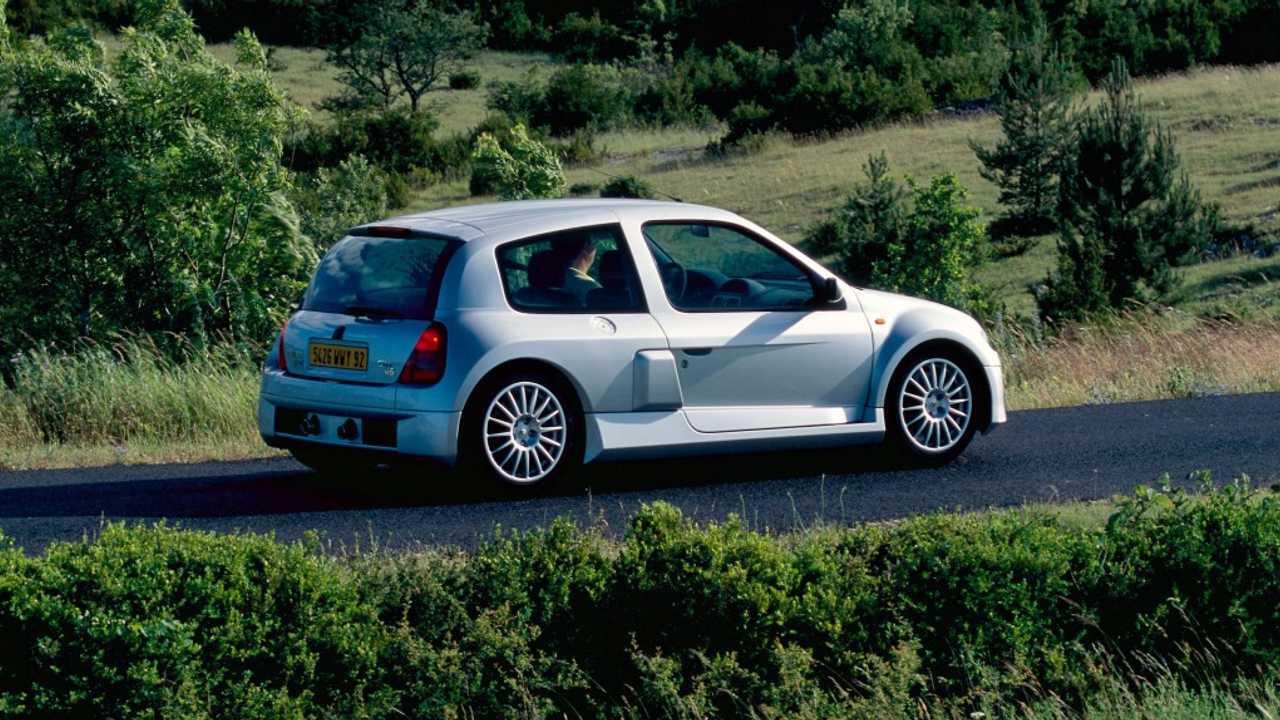 Renault Clio V6 2001: pros y contras