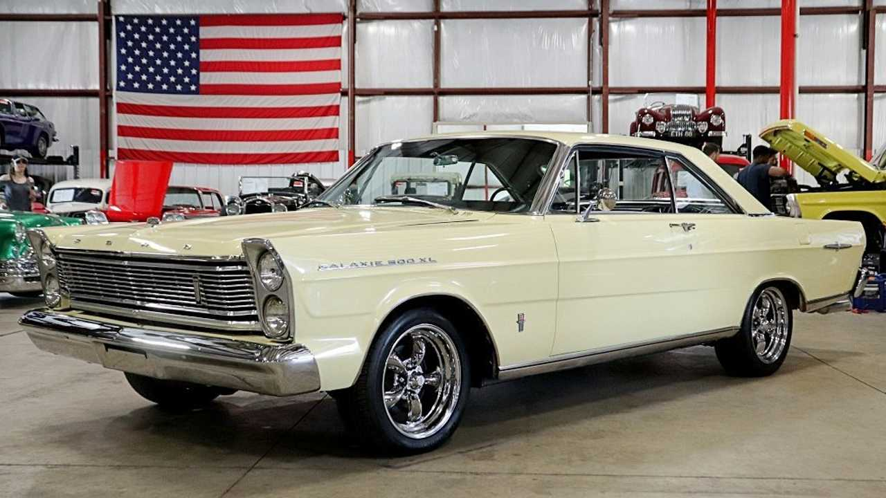 Top-Of-The-Line 1965 Ford Galaxie 500 XL Seeks New Owner