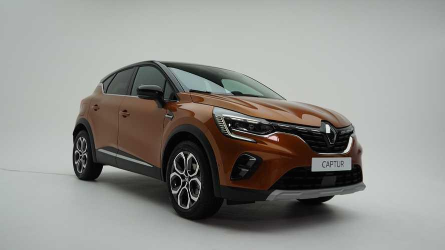 Renault Captur (2020) - La star des SUV urbains fait peau neuve