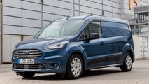 Ford Transit Connect MY 2018