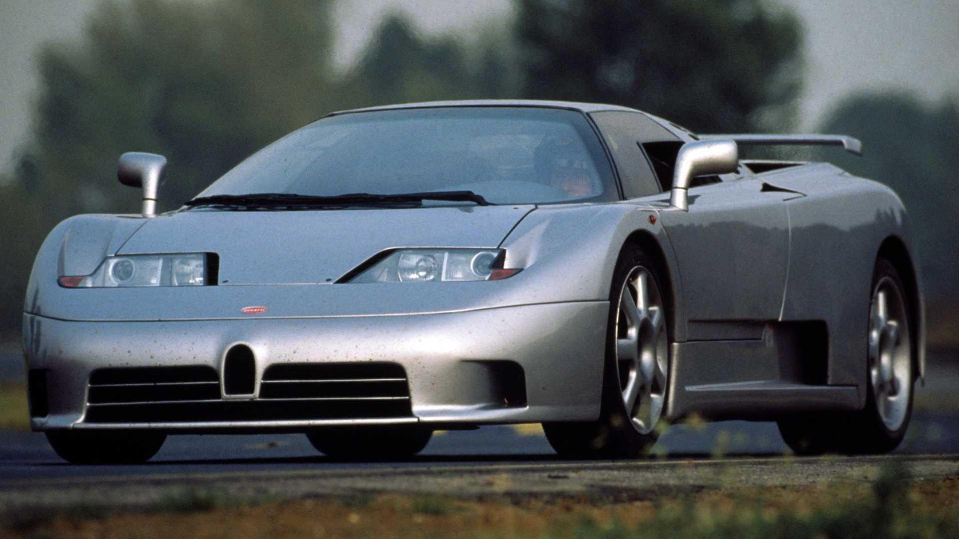 1992 Bugatti EB110 Super Sport: Supercar Sunday