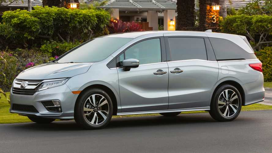 2020 Honda Odyssey Gets 25th Anniversary Accessory Package