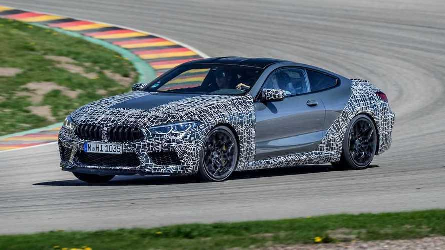 Személyre szabható fékrendszer-beállításokkal jön a BMW M8 és M8 Cabrio