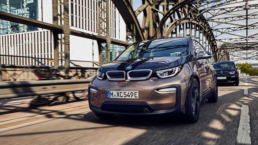 BMW i3 Solar Edition