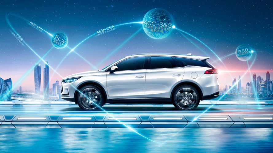 In May 2019, BYD Increased Plug-In Car Sales By 56%