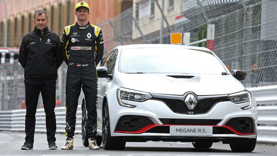 Renault Mégane R.S. Trophy-R à Monaco