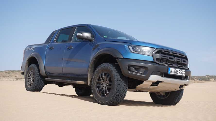 Essai Ford Ranger Raptor (2019) - Le pick-up ensauvagé