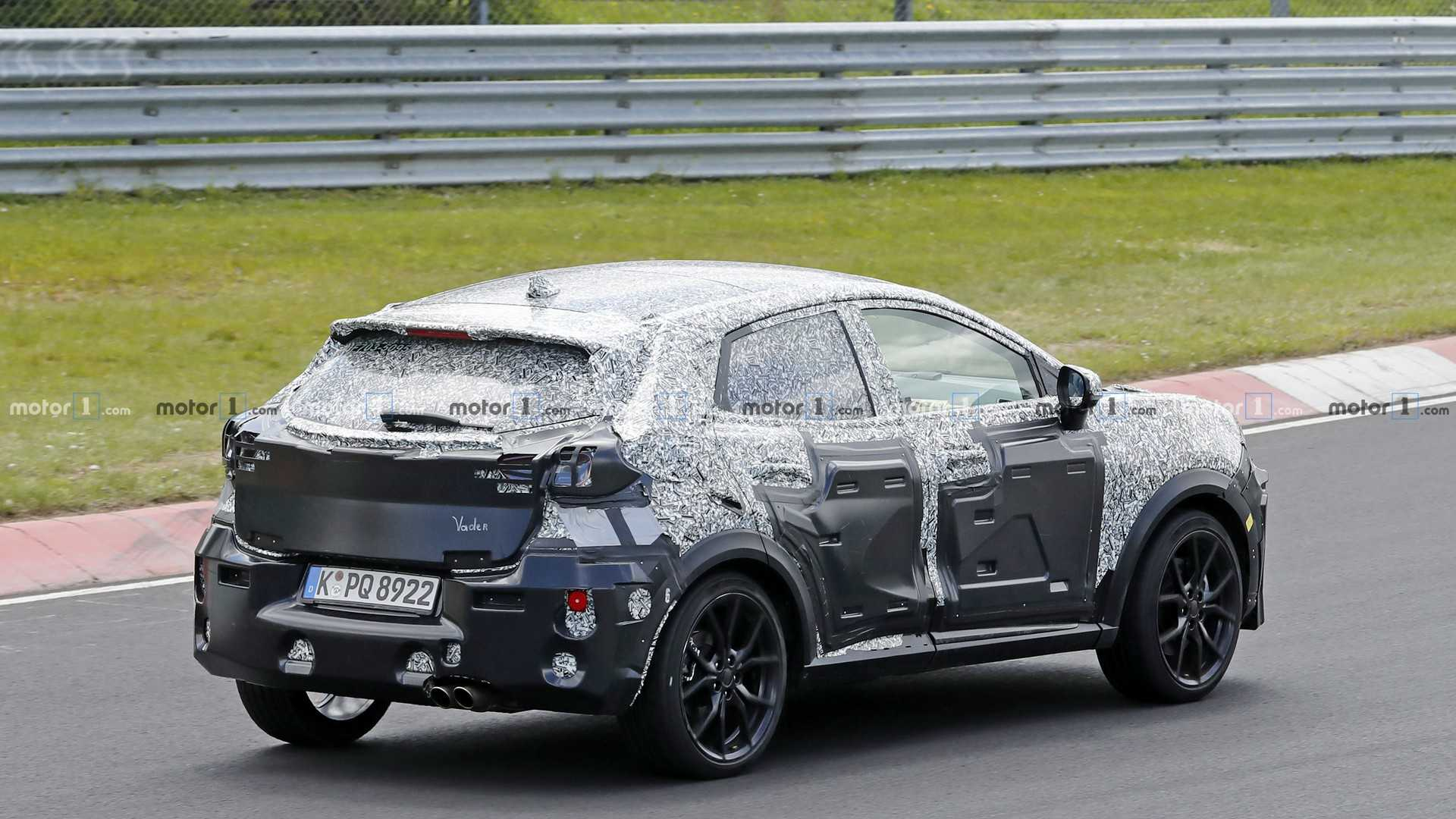 2021 Ford Puma Spy Photos, Release Date >> Sporty Ford Puma St Spied For The First Time Update