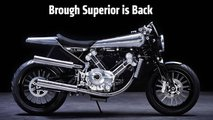 2013 eicma 2014 brough superior ss100 legendary brand returns with all new bike