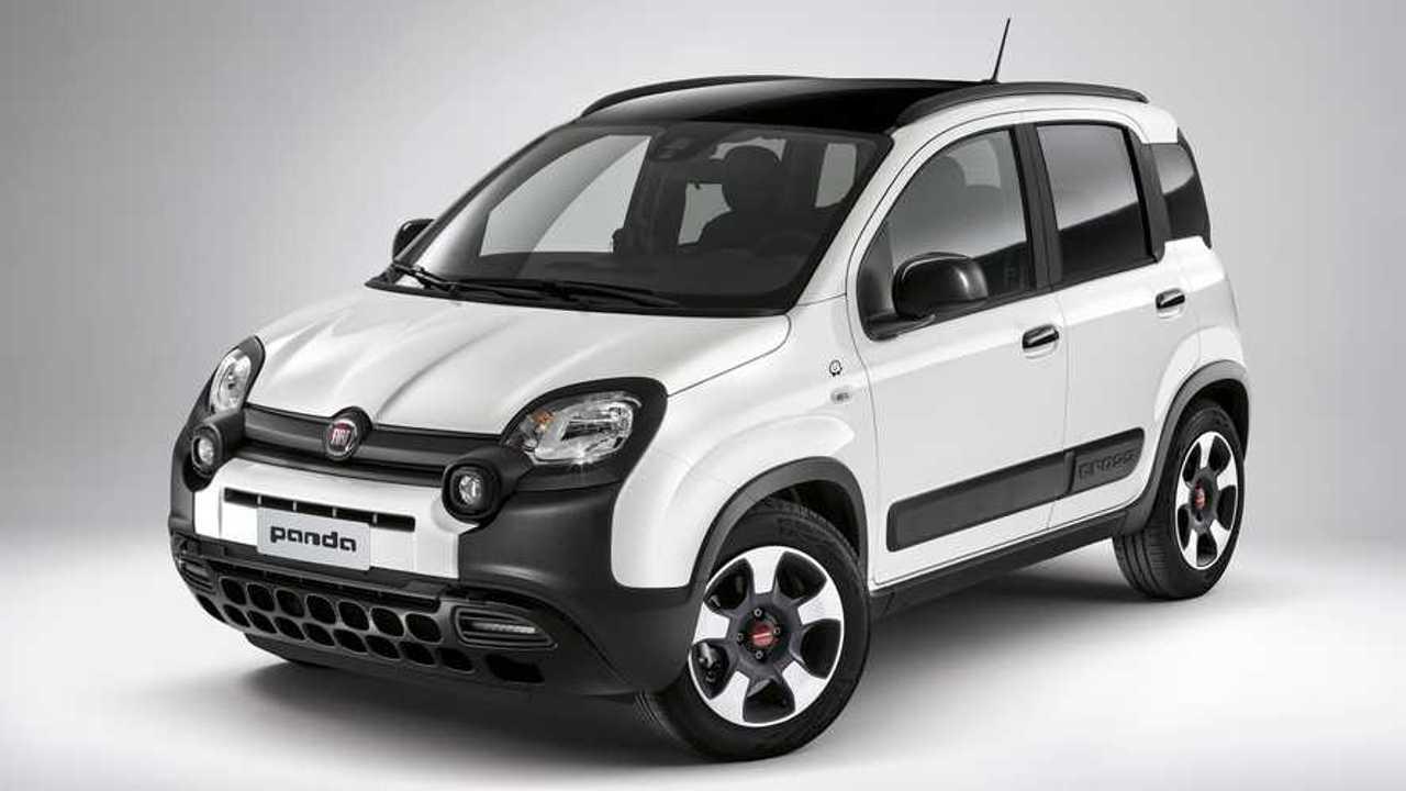 Fiat Panda Waze 2019