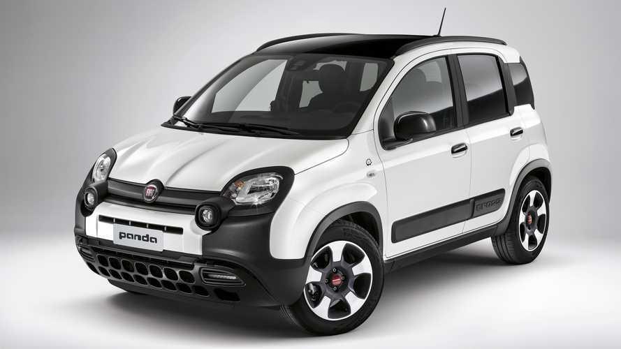 Fiat Panda Waze 2019, di adiós a los atascos y a los radares