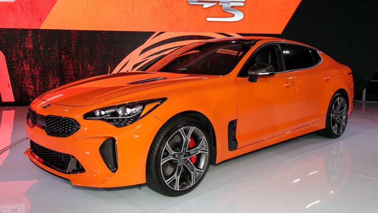 2019 Kia Stinger GTS Feature