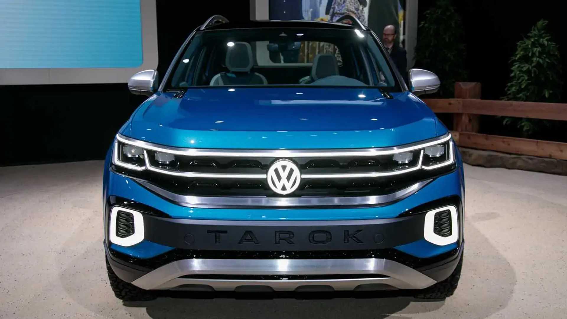 Next-Generation VW Amarok Truck Due 2022