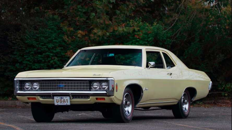 Only Six Of These Top Whack 1969 Chevrolet Biscaynes Ever Existed