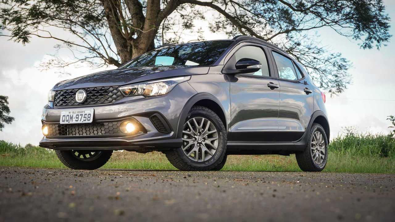 Fiat Argo Trekking 2020 (BR)
