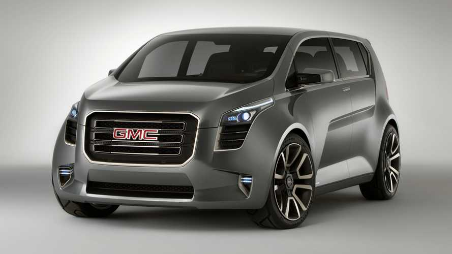 GMC Small Crossover Definitely Not Happening