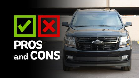 2019 Chevrolet Suburban RST: Pros and Cons