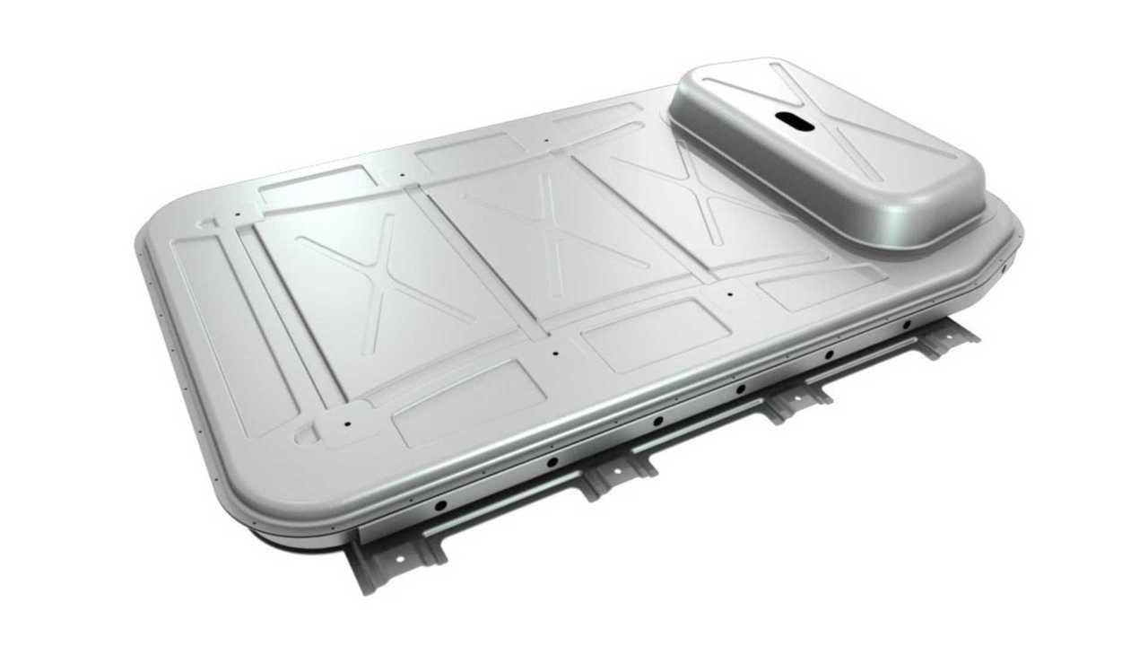 Novelis' aluminum sheet-intensive electric vehicle battery enclosure