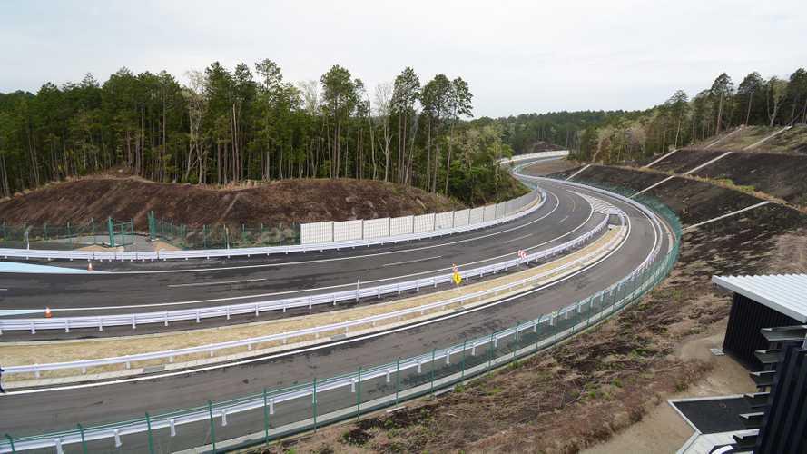 """Toyota a enfin construit son """"Nürburgring"""" au Japon"""
