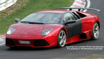 SPY PHOTOS: Lamborghini Murcielago Superleggera