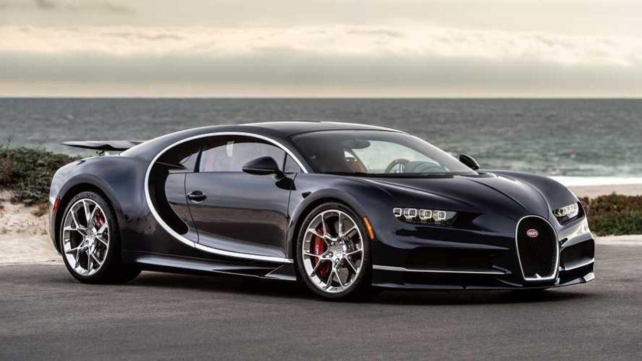 Bugatti Chiron Lead