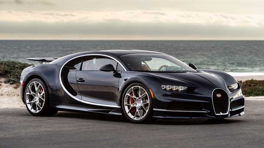 Bugatti has fewer than 100 new Chirons available to order