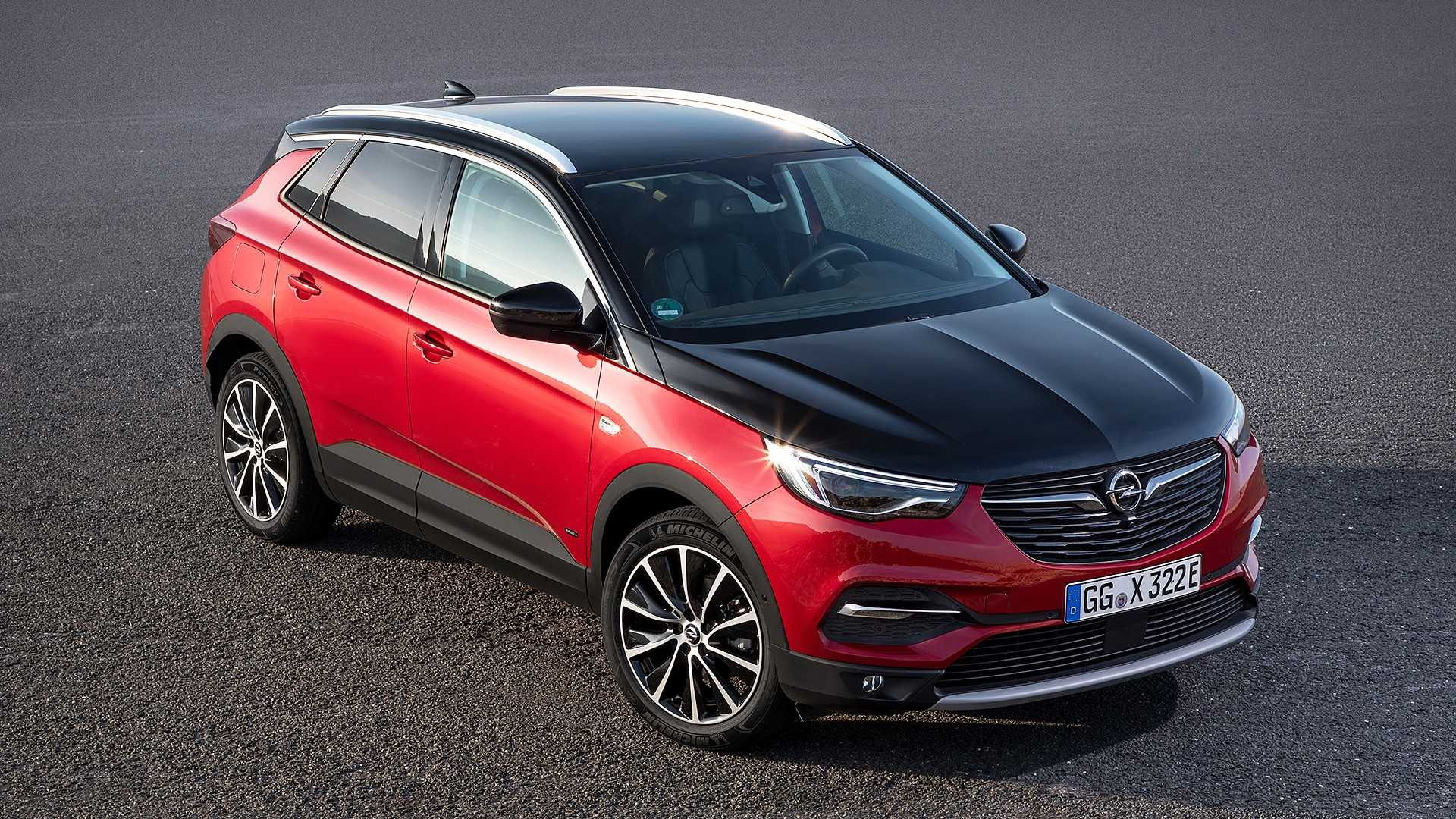 2019 Opel Grandland X Hybrid4 Release Date >> Opel Grandland X Plug In Hybrid4 Unveiled With 300 Hp And Awd