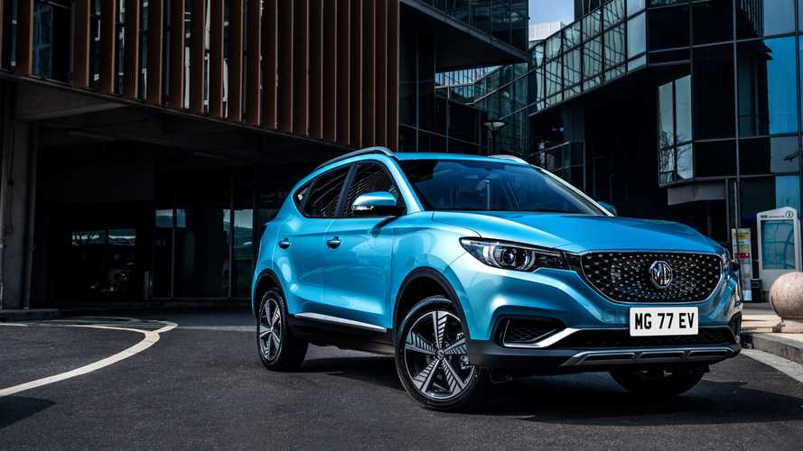 MG ZS EV To Be Equipped With 44.5 kWh Battery
